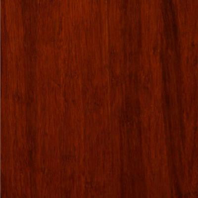 Equinox 7/16 in. Thick x 3-5/8 in. Wide x Random Length Click Lock Solid Strand Bamboo Flooring (28.75 sq. ft. / case)
