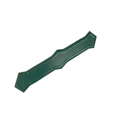 Grecian Green Aluminum Downspout Band