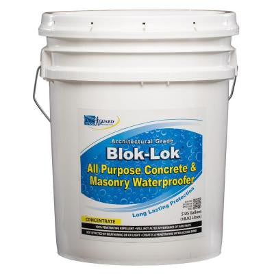 Blok-Lok 5-gal. Concentrate Penetrating Water Repellent