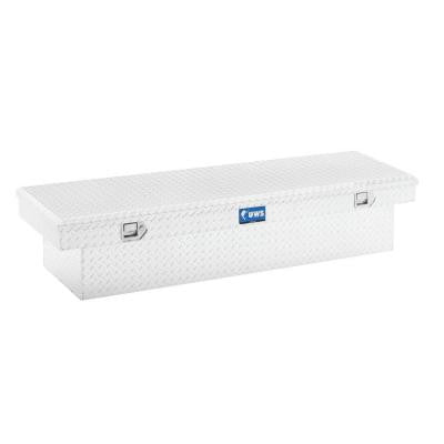 58 in. Aluminum Single Lid Crossover Tool Box