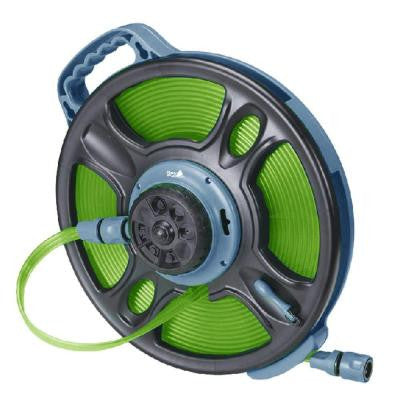 5/8 in. Dia x 50 ft. 2-in-1 Flat Garden Hose