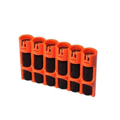 Slim Line AAA Battery Organizer and Dispenser