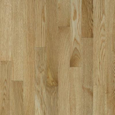Natural Reflections Oak Desert Natural 5/16 in T x 2-1/4 in W x Random Length Solid Hardwood Flooring (40 sq. ft. /case)