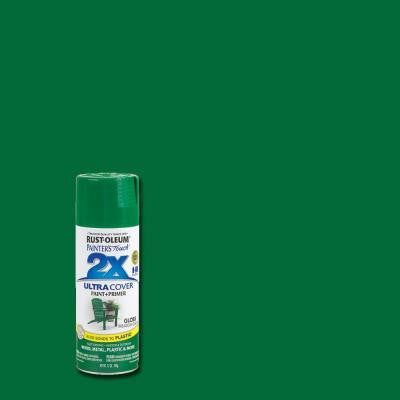 12 oz. Gloss Meadow Green General Purpose Spray Paint