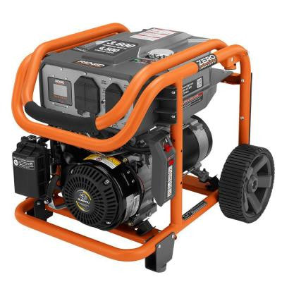 3,600-Watt 211cc Gasoline Powered Portable Generator with Subaru Engine