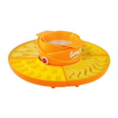 Gummy Candy Maker in Orange