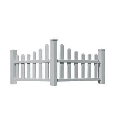 2.6 ft. x 4.6 ft. Country Corner Picket