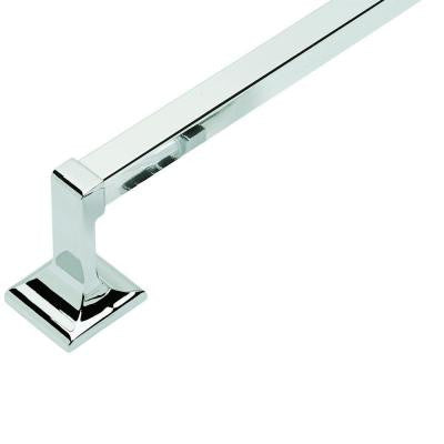 Millbridge 30 in. Towel Bar in Polished Chrome