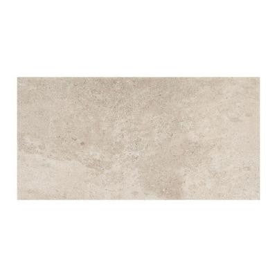Authentica Fog 12 in. x 24 in. Glazed Porcelain Floor and Wall Tile (15.60 sq. ft. / case)