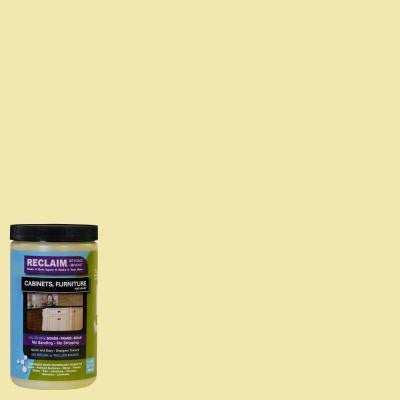 Beyond Paint 1-qt. Buttercream All-in-One Multi Surface Cabinet, Furniture and More Refinishing Paint