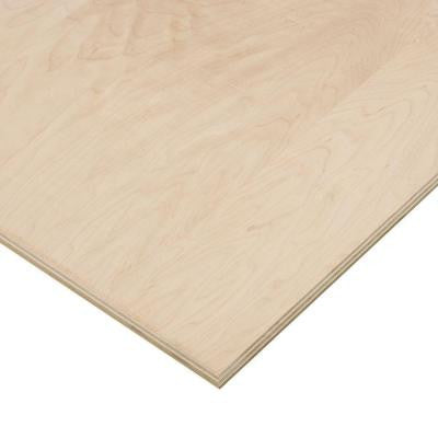 3/4 in. x 2 ft. x 4 ft. PureBond Maple Plywood Project Panel