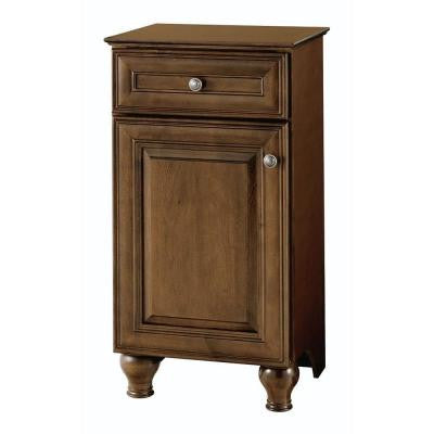 Templin 19 in. Vanity Cabinet in Coffee