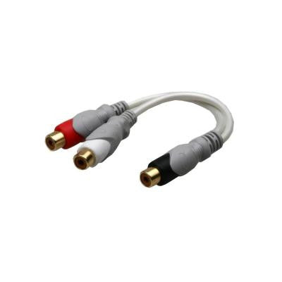 6 in. RCA Audio Video Cable