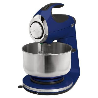 Heritage 12-Speed Stand Mixer in Cobalt Blue