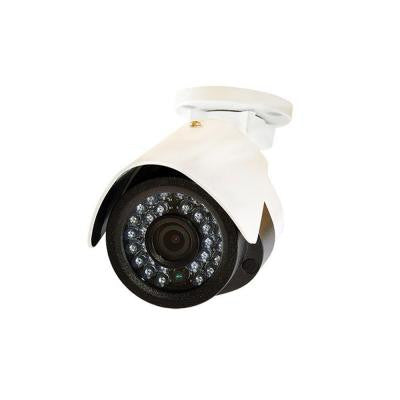 Indoor Outdoor Bullet 2MP IP Network Security Camera with 100 ft. Night Vision, 3D DNR and ONVIF Compliant