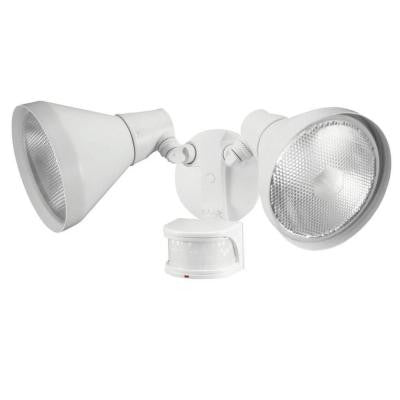 110° White Motion Sensing Outdoor Security Light