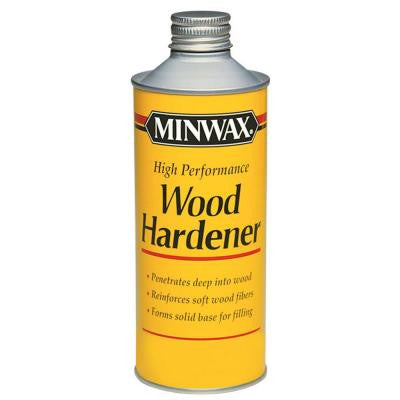 1 pt. High-Performance Wood Hardener (6-Pack)