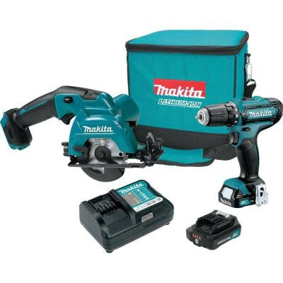 12-Volt MAX CXT Lithium-Ion Cordless Combo Kit (2-Piece)