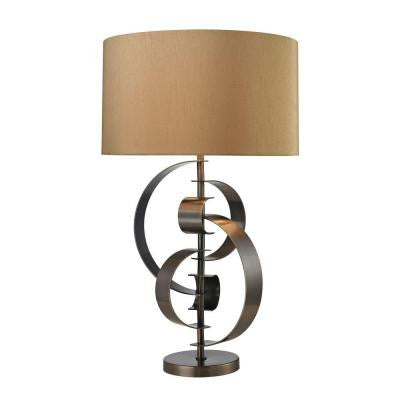 Volterra 30 in. Dunbrook Table Lamp with Shade