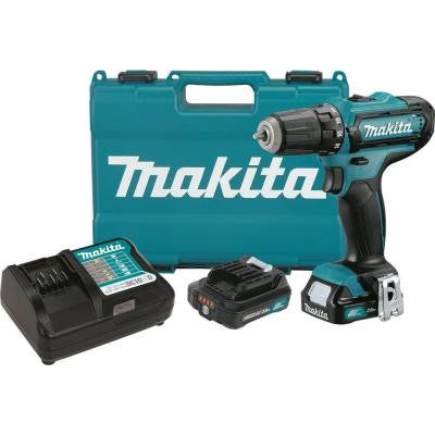 12-Volt Max CXT Lithium-Ion 3/8 in. Hammer Driver-Drill Kit