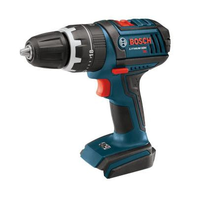 18-Volt Lithium-Ion 1/2 in. Cordless Compact Tough Hammer Drill (Tool-Only)