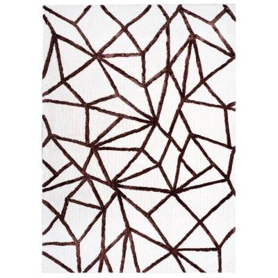 Galicia Ivory 9 ft. x 12 ft. Area Rug