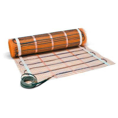 48 ft. x 30 in. 240 V Radiant Floor Warming Mat