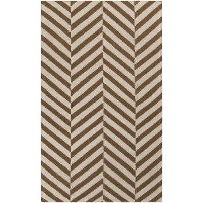 Frontier Mocha 2 ft. x 3 ft. Indoor Area Rug