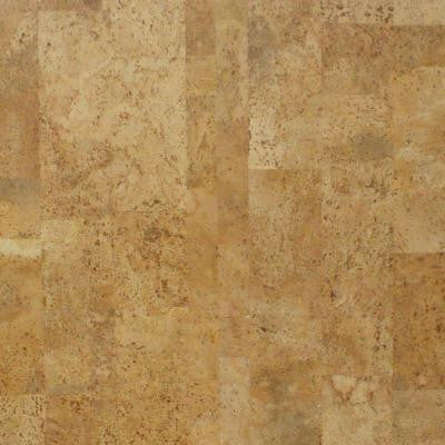 Cobblestone Plank 13/32 in. Thick x 5-1/2 in. Wide x 36 in. Length Cork Flooring (10.92 sq. ft. / case)
