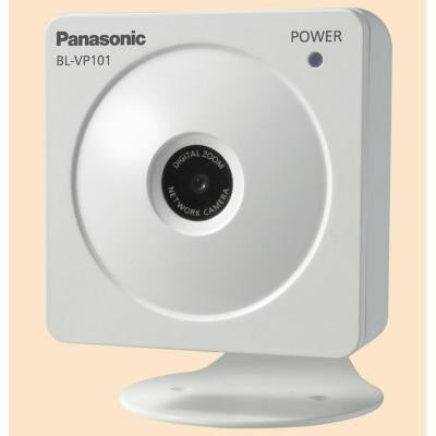 H.264 Wired 640 TVL Indoor Network Security Camera with 4x Digital Zoom