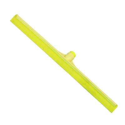19.75 in. Rubber Squeegee in Yellow (Case of 6)