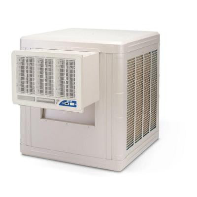 4700 CFM 2-Speed Front Discharge Window Evaporative Cooler for 1200 sq. ft. (with Motor)