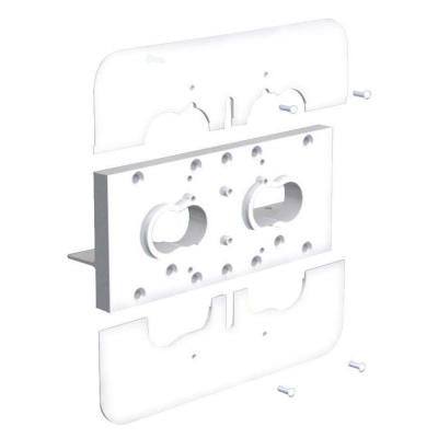Model 22 Drywall Mounting Plate (13-Piece)