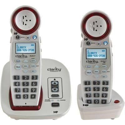 Dect 6.0 Extra-Loud Big-Button Phone System with Talking Caller ID