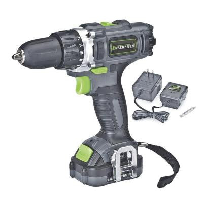 12-Volt Lithium-Ion 3/8 in. Cordless 2-Speed Drill/Driver