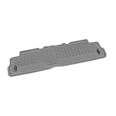 Floor Liner Rear 1-Piece Gray 2007-2014 GM Acadia/Traverse/Enclave