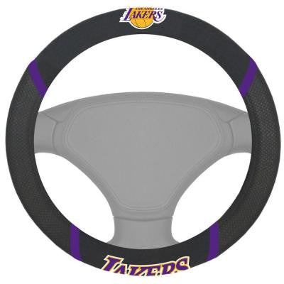 NBA Los Angeles Lakers Steering Wheel Cover