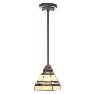 Addison 1-Light Oil-Rubbed Bronze Mini Pendant