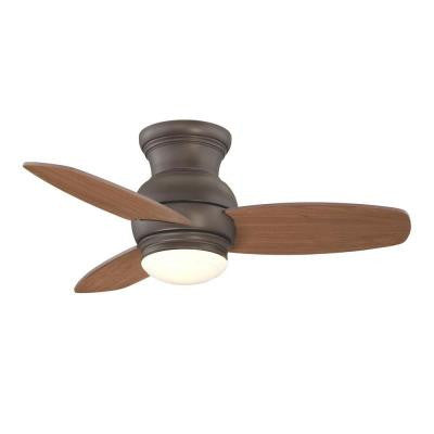 Moresco 32 in. Oil Rubbed Bronze Ceiling Fan