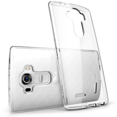 Halo Scratch Resistant Case for LG G4 - Clear
