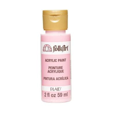2-oz. Baby Pink Acrylic Craft Paint