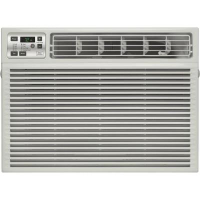 11,800 BTU 230-Volt Air Conditioner with Heat and Remote
