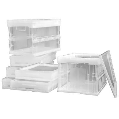 46.5-Qt. Collapsible Crate Combo Pack