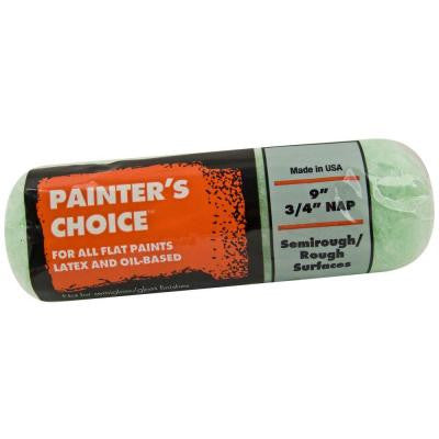 Painter's Choice 9 in. x 3/4 in. Medium Density Roller Cover