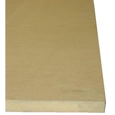 3/4 in. x 2 ft. x 2 ft. Medium Density Fiber Board