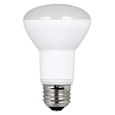 45W Equivalent Soft White R20 Dimmable LED Light Bulb (6-Pack)