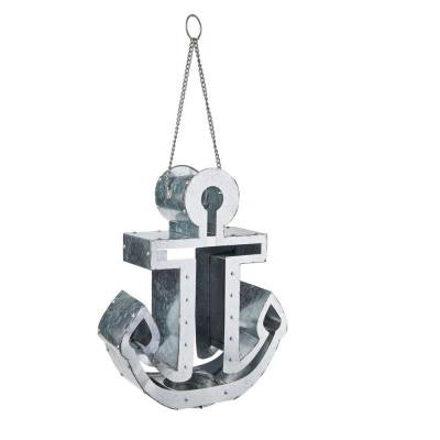Wall Decor Anchor Candle Holder