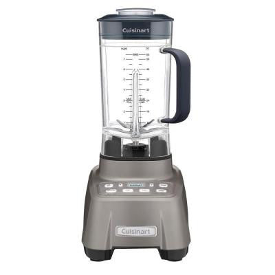 Hurricane 2.25 Peak HP Blender in Gunmetal