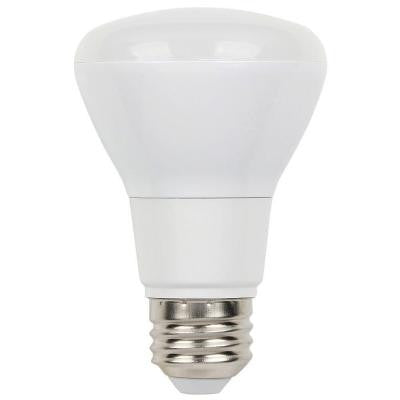 50W Equivalent Soft White R20 Reflector Dimmable LED Light Bulb