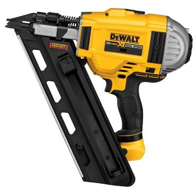 20-Volt Max XR Lithium-Ion Cordless Brushless 2-Speed 33° Framing Nailer (Tool-Only)